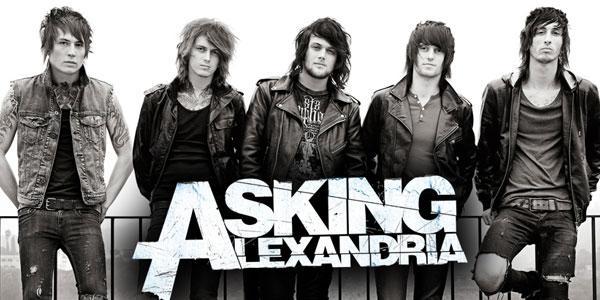 Asking Alexandria 2013 Album Download Lagu A...