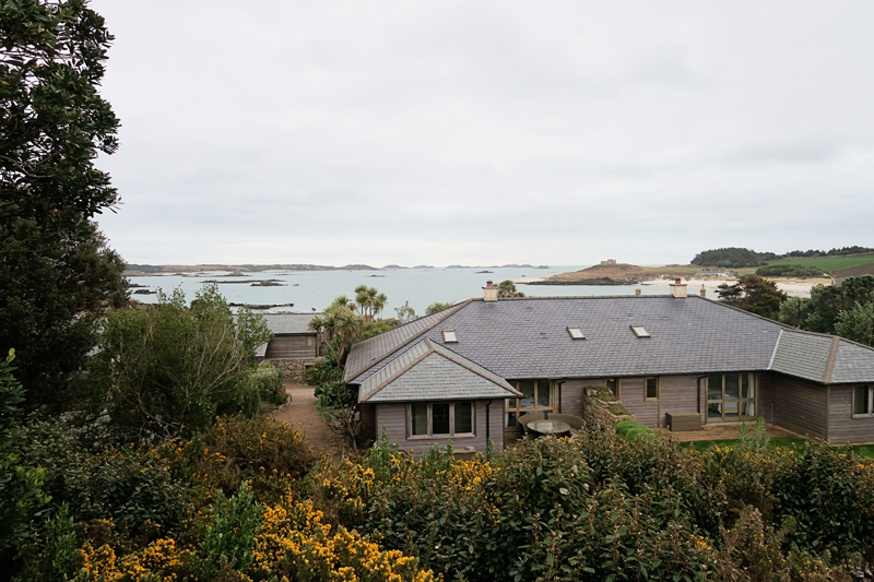 scilly isles accommodation sea cottages