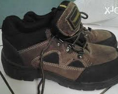 Model sepatu safety krisbow gladiator viking hercules ...