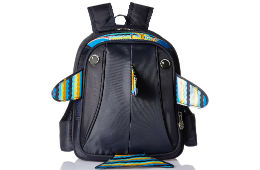 Albert and James Junior School Bag For Rs 499 (Mrp 2499) at Amazon