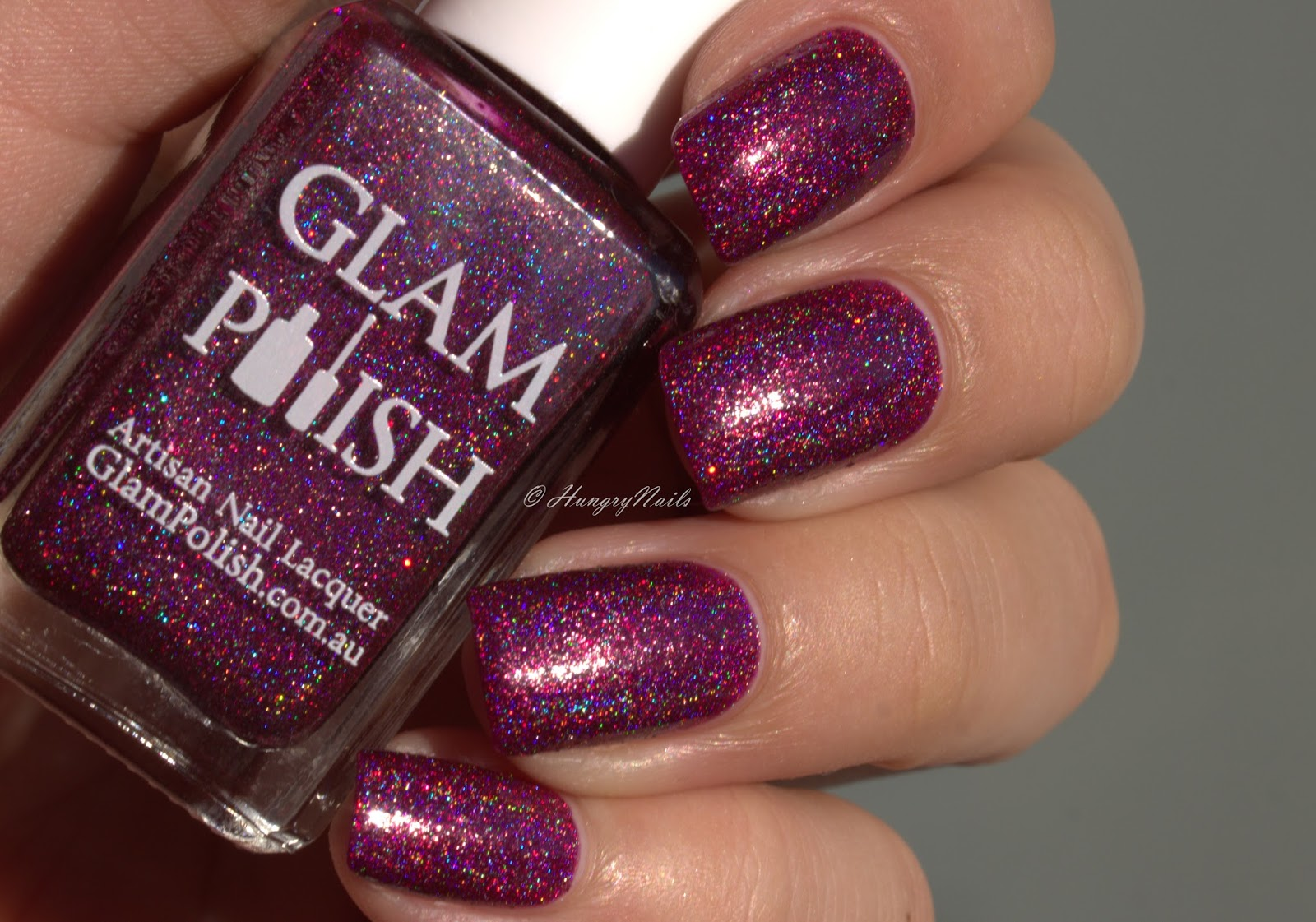 Glam Polish   Cancer - HungryNails Blog   Die bunte Welt der Nagellacke