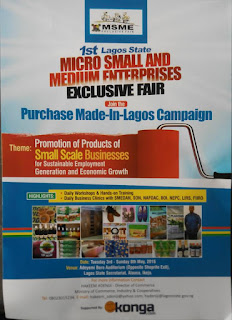 Purchase made in Lagos/Nigeria goods