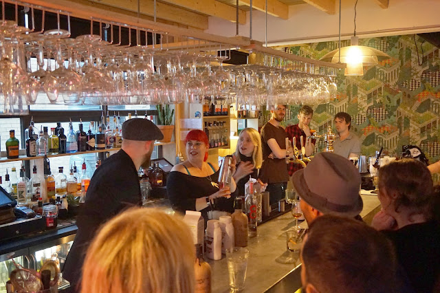 cocktail making headrow house leeds