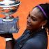 Tennis: Serena Williams sacrée pour la quatrième fois à Rome