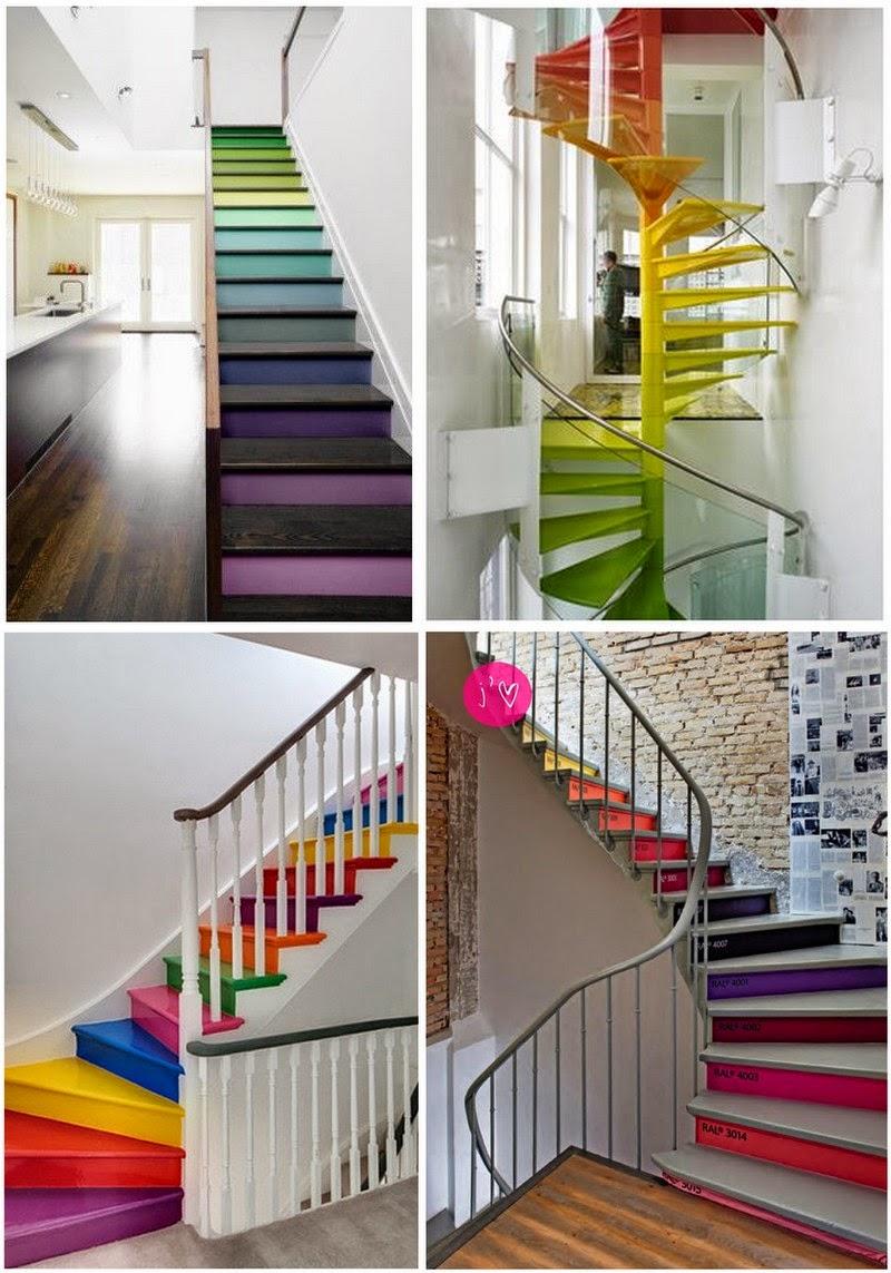 inspirations escaliers sur pinterest bull 39 elodie. Black Bedroom Furniture Sets. Home Design Ideas