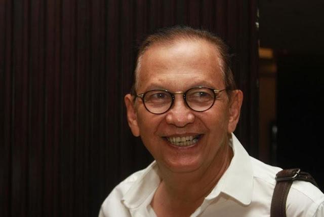 Roy Marten Ogah Komentari Soal Fotonya dengan Cewek ABG