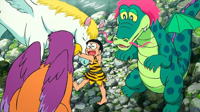 Doraemon 2016 nobita birth japan still animals