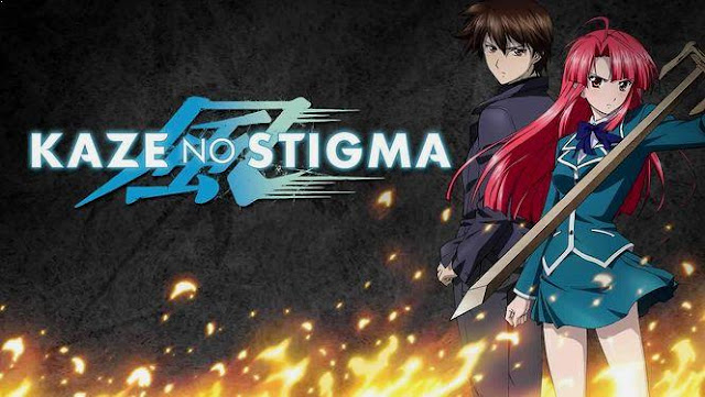 Kaze no Stigma - Top Anime Where the Main Character is Underestimated