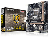 Gigabyte® GA-X150-M Plus