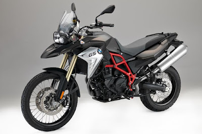 BMW F 800 GS (2017) Front Side