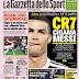 Cristiano Ronaldo chama Messi para Itália e diz que Juve é melhor grupo que já trabalhou
