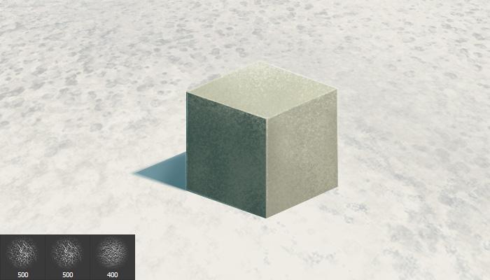 pixelstains stone brush