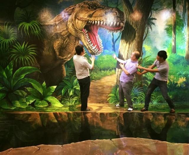 Museum 3D Medan.