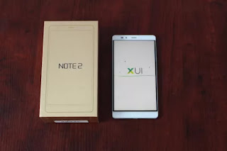 Infinix Note 2 launch date