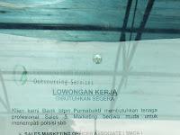 Lowongan Kerja Bukitinggi : SALES MARKETING OFFICER ASSOCIATE