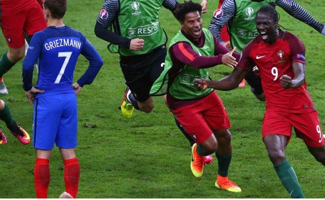 Portugal are European champions