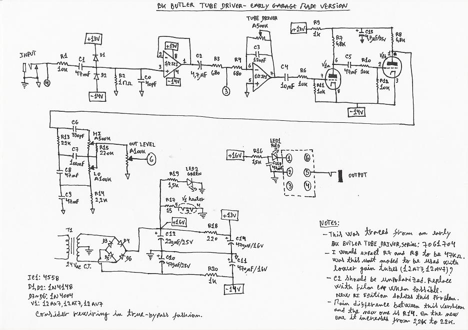 dean b wiring schematic