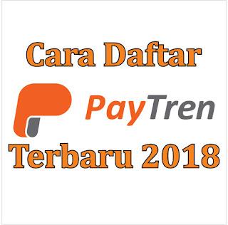 Cara daftar Paytren terbaru 2018