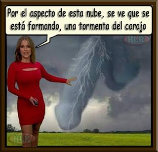 La tormenta perfecta para mujeres