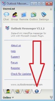 Outlook Messenger : Aplikasi Chatting Tanpa Koneksi Internet Cocok Untuk Komunikasi Satu Lingkungan