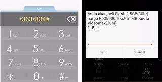 kode paket internet murah Telkomsel terbaru oktober 2017