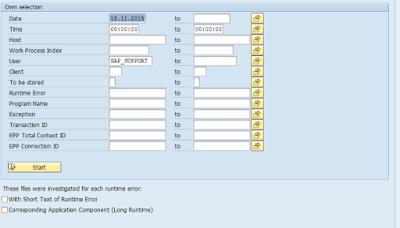 SAP HANA Troubleshooting ABAP
