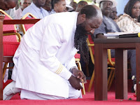 owuor - Rogue Prophet, OWUOR, and con Pastor, NG'ANG'A will regret attacking journalists after they exposed their conmanship-See Media groups has done to them