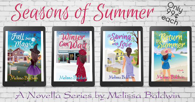 Return to Summer by Melissa Baldwin