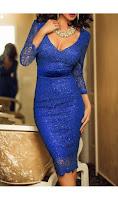 Rochie De Seara Blue Night