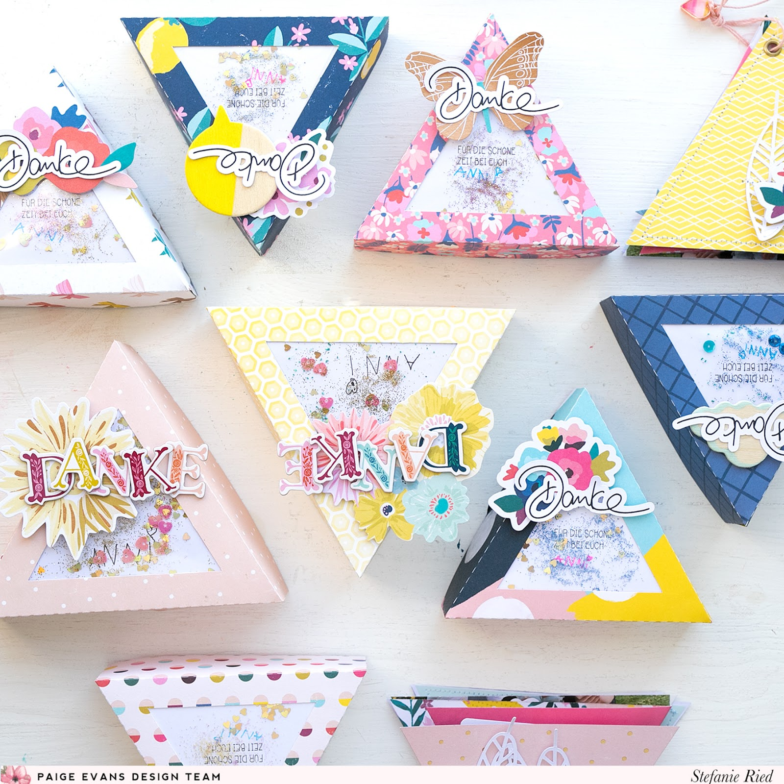 Teacher Gift Boxes By Stefanie Ried Paige Taylor Evans