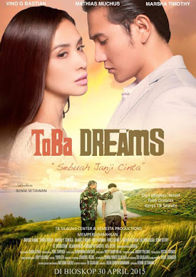 Poster Film Toba Dreams