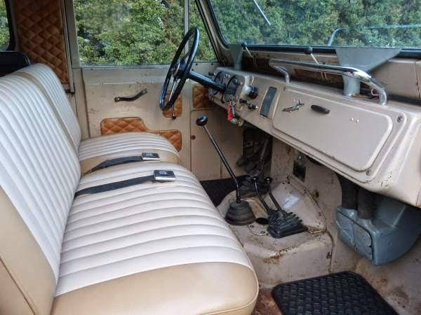1969 Nissan Patrol for Sale - 4x4 Cars