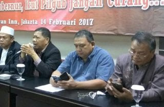 Ini Bentuk Kecurangan Pilkada DKI Jakarta Menurut Forum Komunikasi Rakyat