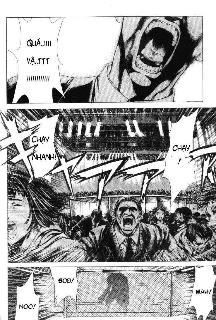 Zombie hunter chap 20 trang 4