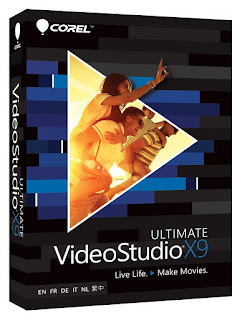 Corel VideoStudio Ultimate X9 for PC – £49.99 FREE UK Delivery Offer Ends 15 August