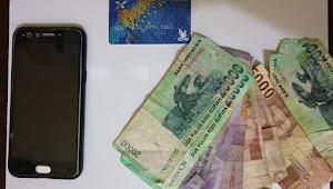 Polres Tebo Ungkap Transaksi Judi Onlen di Ponsel Pelaku