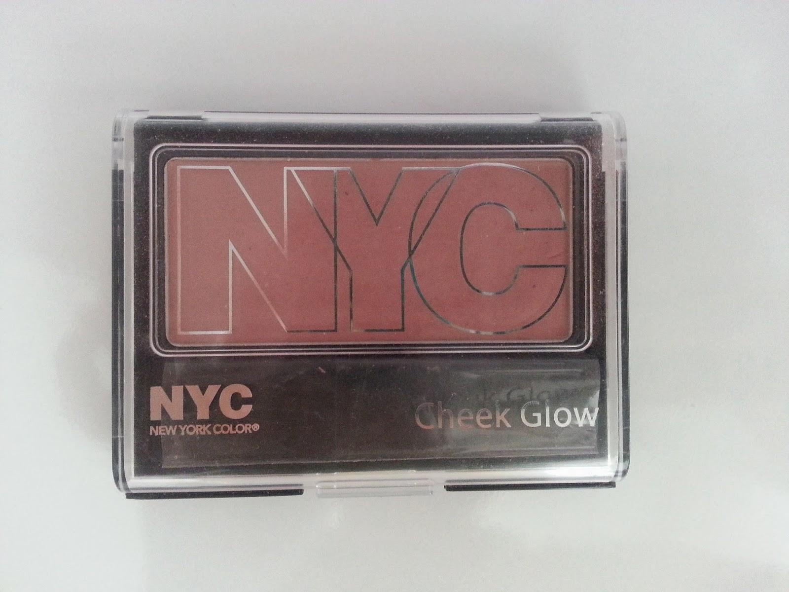 çoğunlukla Makyaj Birazcık Da Her şey Nyc Cheek Glow Powder Blush