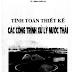 Giáo trình tính toán thiết kế các công trình xử lý nước thải - Trịnh Xuân Lai