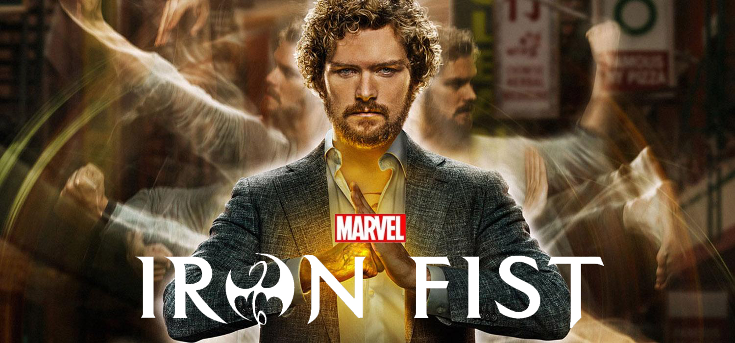 Finn Jones es Puño de Acero en 'Iron Fist'