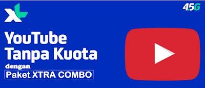 Cara Daftar Paket XL Xtra Combo