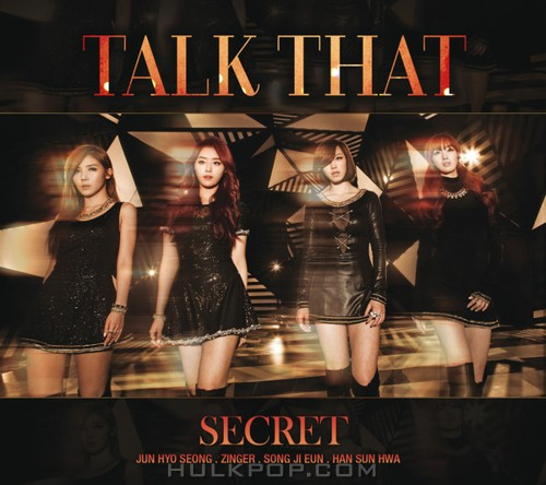 SECRET – Talk That – Single