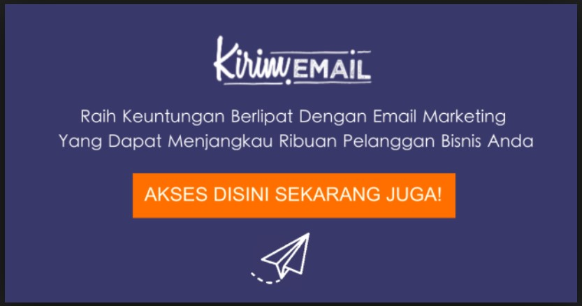 kirim email marketing