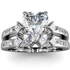 Excellent Decoration Cheap Wedding Ring Set