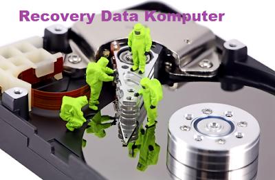 cara mengembalikan data pada hardisk exsternal
