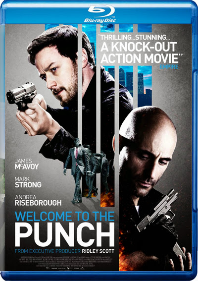 Welcome to the Punch (2013) BluRay 720p 800mb
