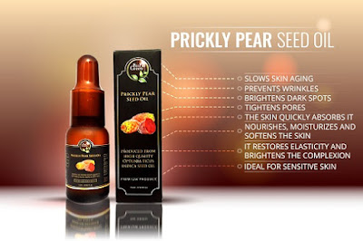 Prickly Pear Seed Oil Benefits - wholesale supplier and exporter