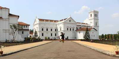 Cover Photo: Goa - Travel Diary