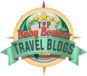 Best Senior Adventure Blogger 2017