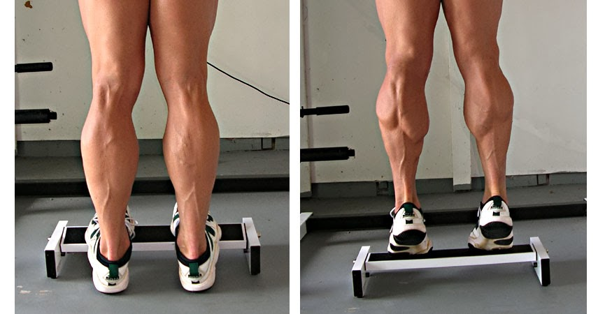 Reel Muscle - Biggest Female Legs In The World! Tamy