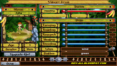 Golden child anak emas di virtual villagers origins tips trik cara bermain by rev-all.blogspot.com